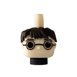 BOQUILLA 3D HARRY POTTER