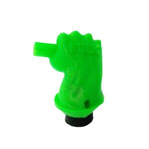 Boquilla 3D Hulk
